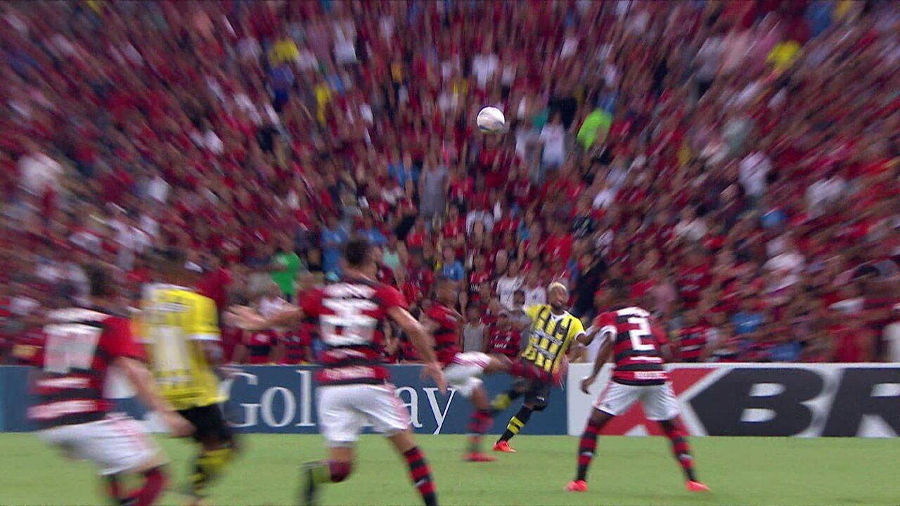 Melhores momentos de Flamengo 0 x 0 Volta Redonda pela 4ª rodada da Taça Rio