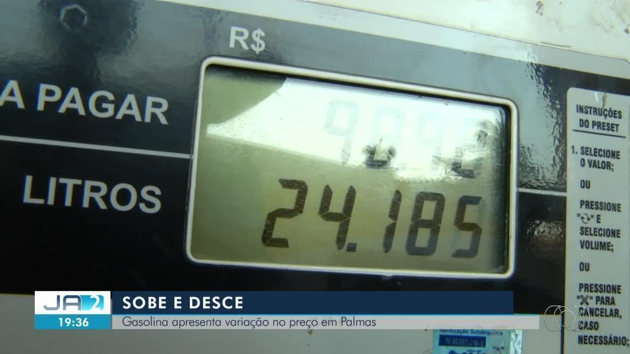 Preço do combustível varia em palmas; entenda