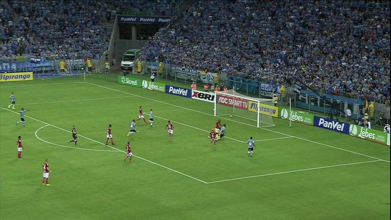 Clássico entre Grêmio e Internacional tem times reservas em campo