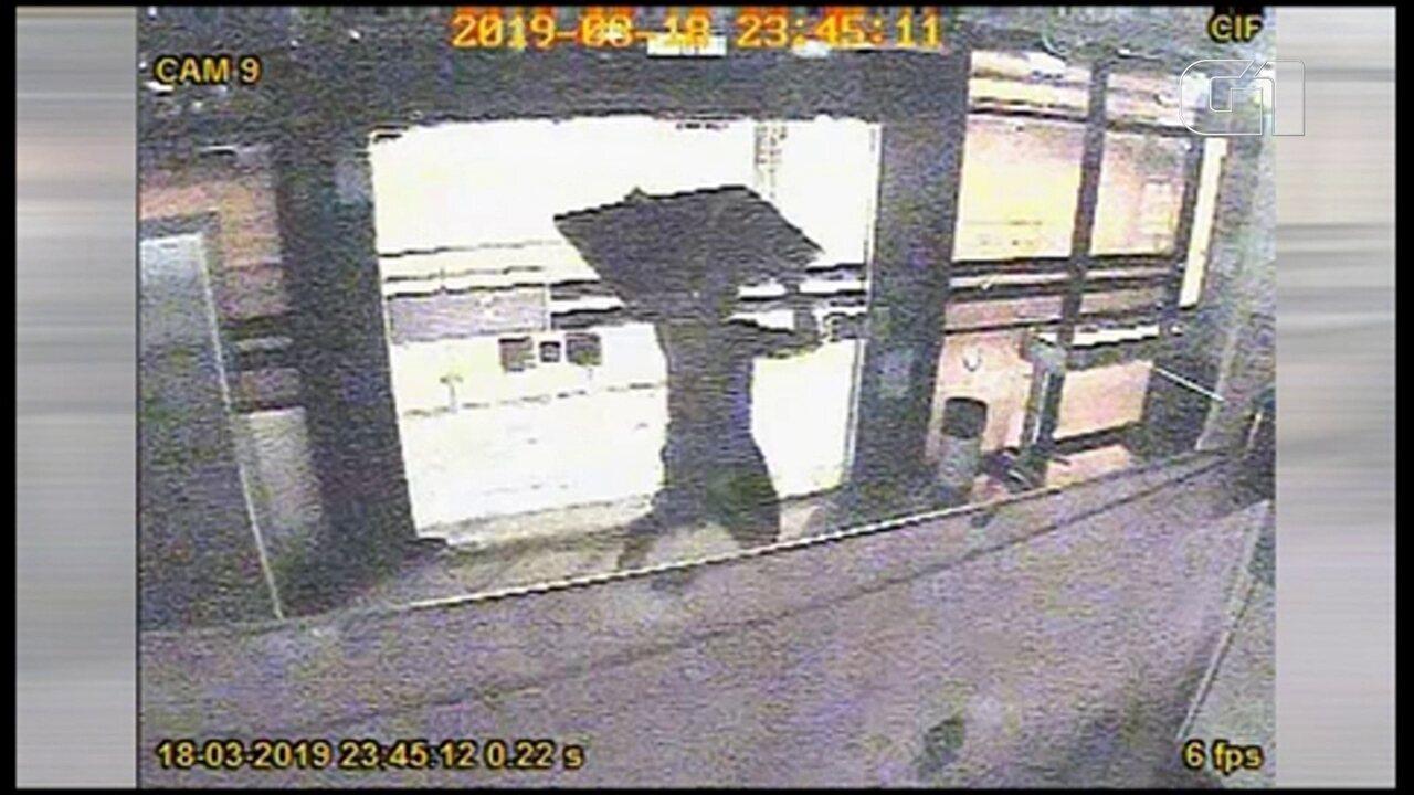 Homem é preso ao tentar roubar televisor de agência bancária na Zona Sul do Recife