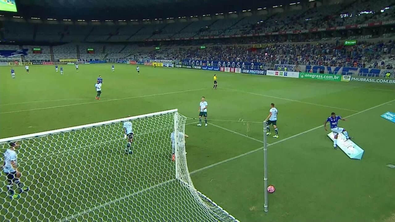 Melhores momentos de Cruzeiro 3 x 0 Caldense, pela 11ª rodada do Campeonato Mineiro