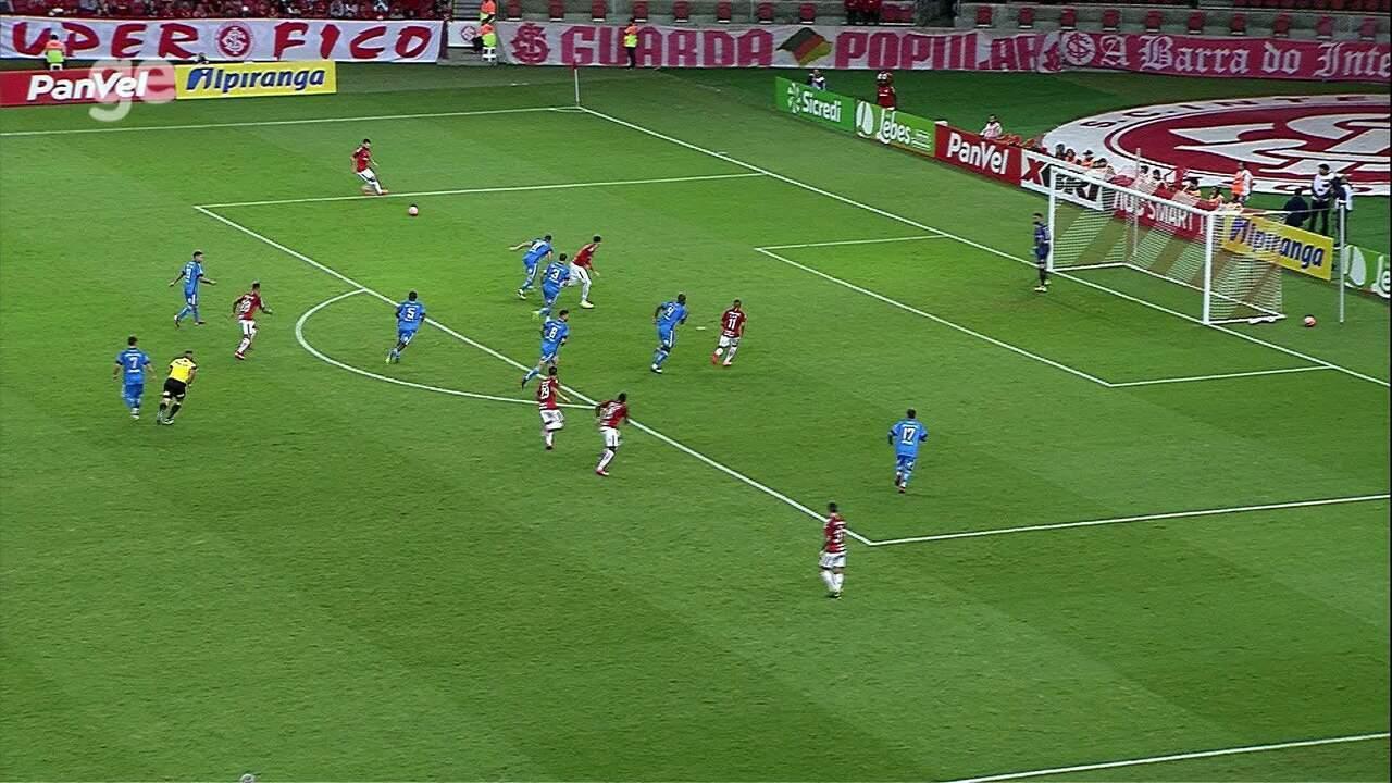 Confira os melhores momentos entre Internacional 2 x 0 Novo Hamburgo