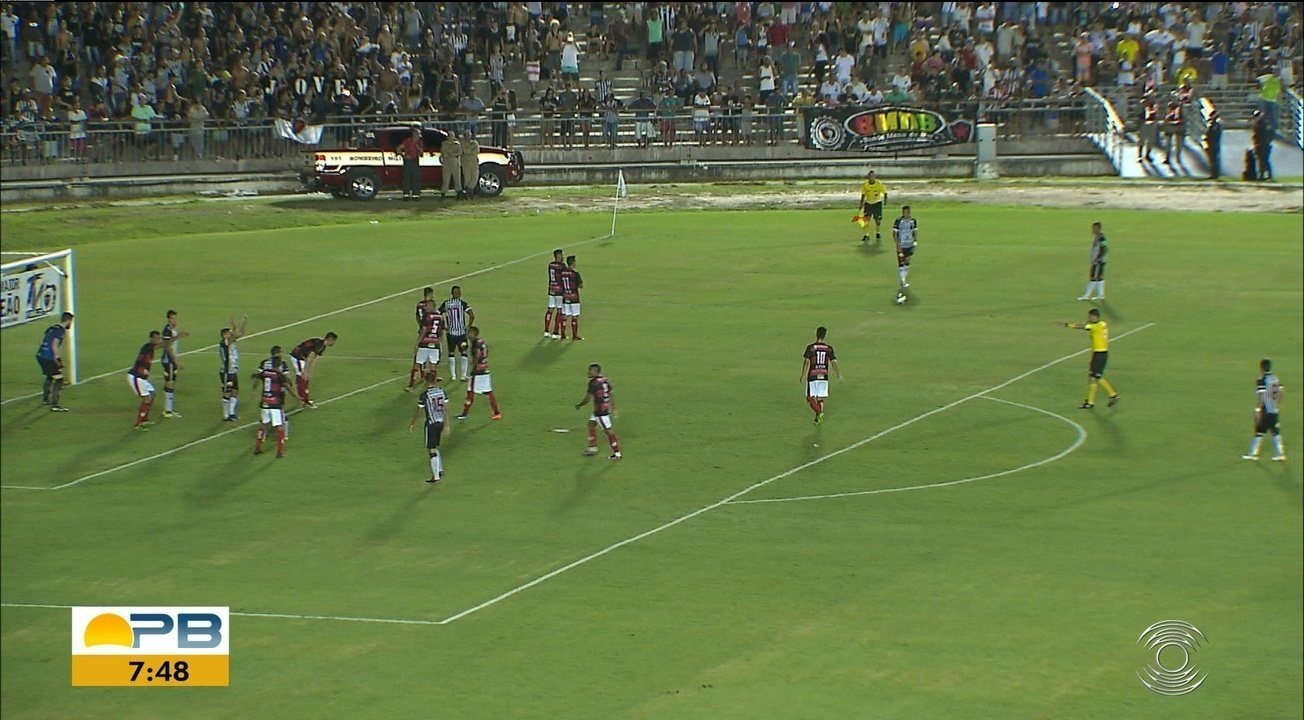 Confira a vitória do Botafogo-PB sobre o Campinense no segundo Clássico Emoção de 2019