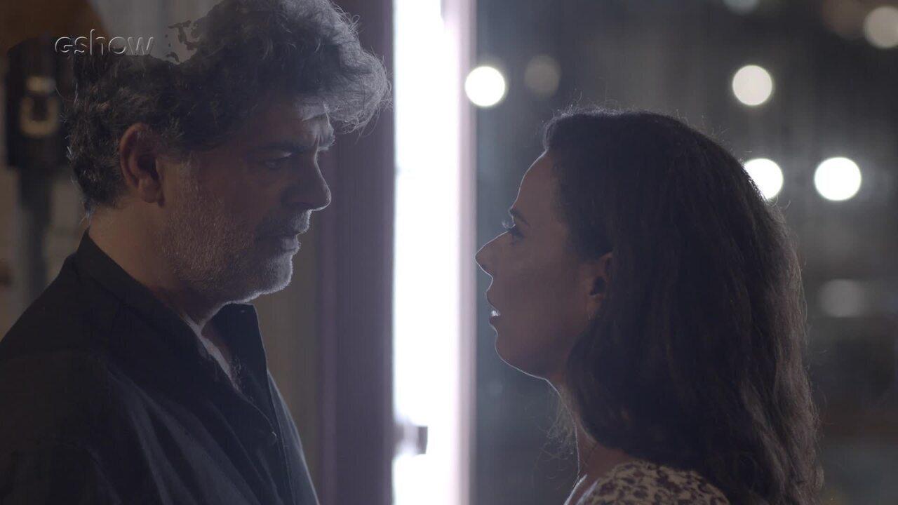 Resumo do dia - 22/03 – Neide garante a Murilo que ele é o pai de sua filha, Valentina confronta Murilo e muito mais!