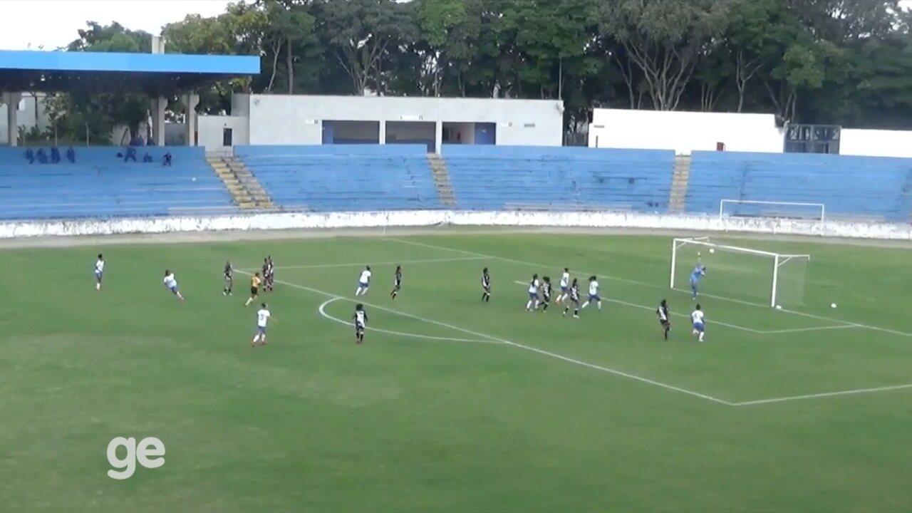 Assista aos gols de São José 2 x 0 Ponte Preta pelo Brasileiro feminino