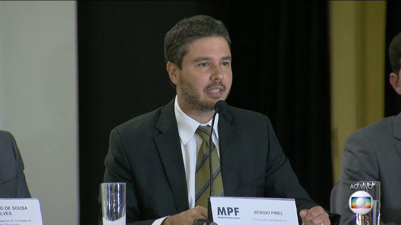Boletim JN 6: PF e MP falam sobre investigação que prendeu Temer, Moreira e coronel Lima