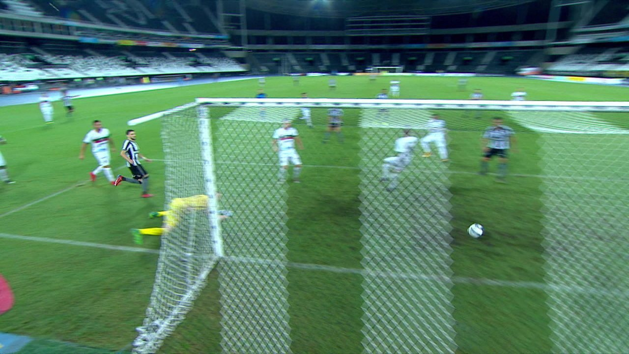 Melhores momentos: Botafogo 4 x 1 Portuguesa pelo Campeonato Carioca