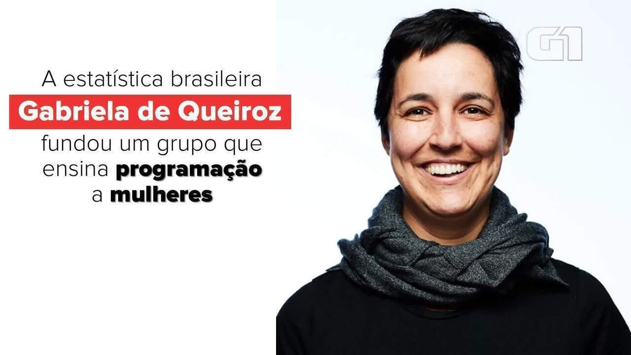 A brasileira por trás de uma comunidade que ensina programação para mulheres em 45 países