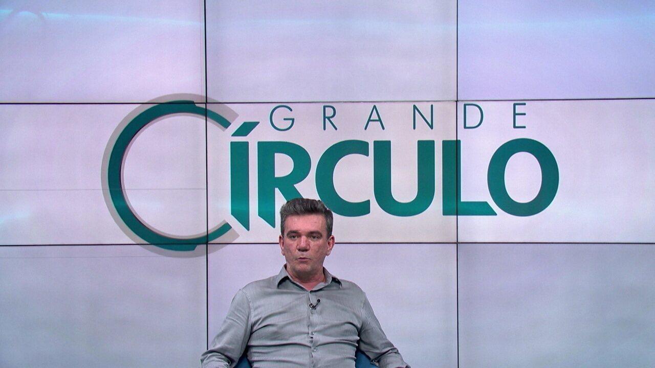 Grande Círculo - Andrés Sanchez - Bloco 1