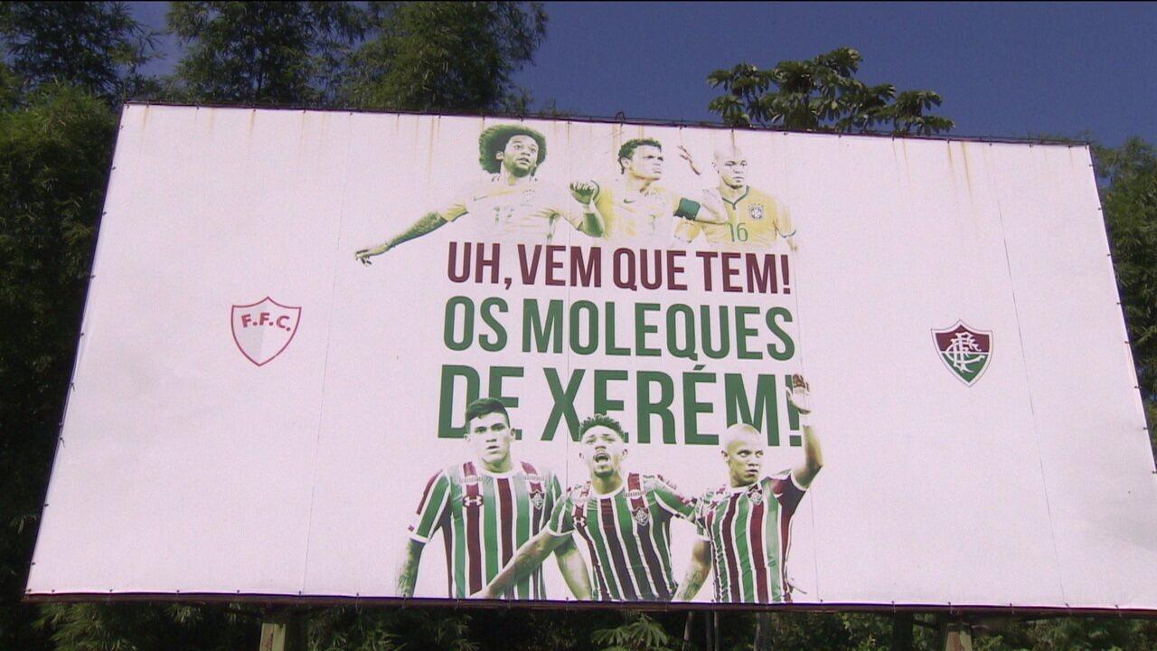 Embalado dentro de campo, Fluminense enfrenta sufoco financeiro e greves fora dele