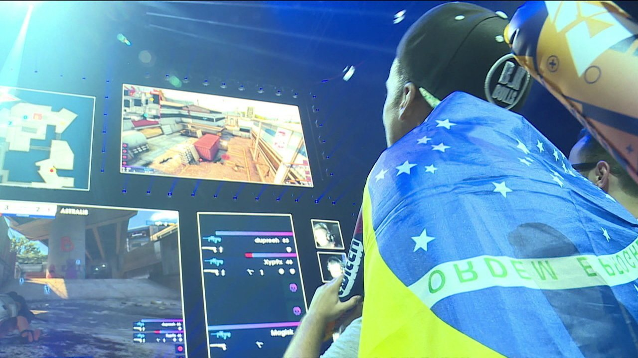 Sete mil pessoas foram ao Ibirapuera acompanhar o Blast Pro Series, campeonato de CS:GO