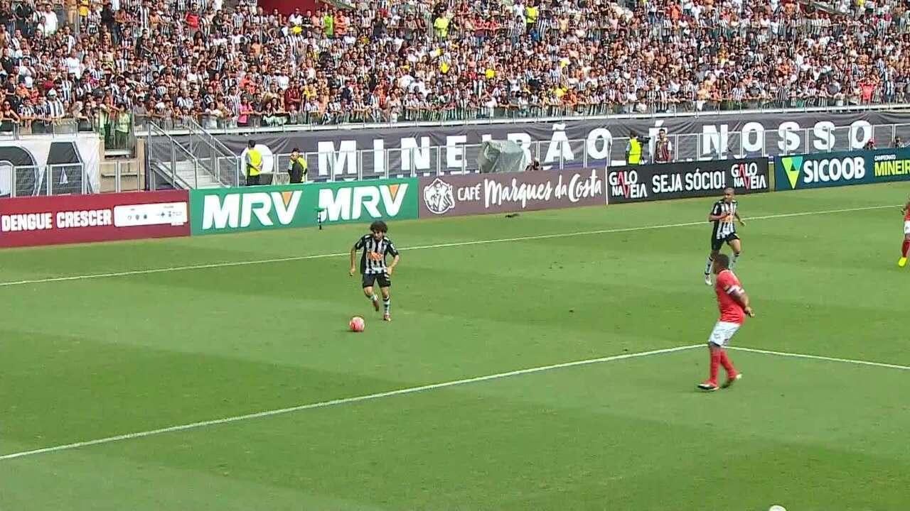 Melhores momentos de Atlético-MG 3 x 1 Tupynambás, pelas quartas do Campeonato Mineiro