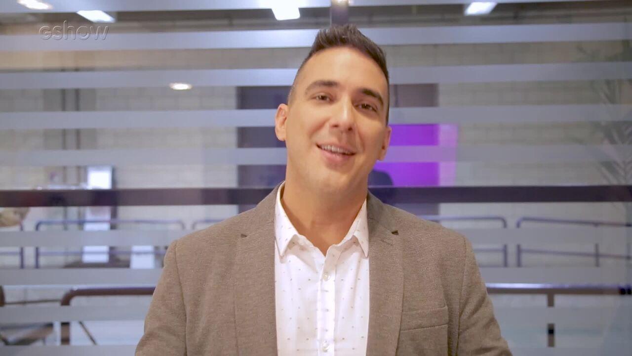 André Marques conta quais sonhos já realizou e quais gostaria de realizar