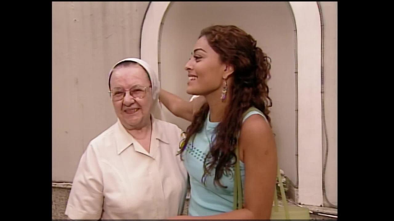 Relembre: Juliana Paes mostra sua vida em Niterói ao Vídeo Show