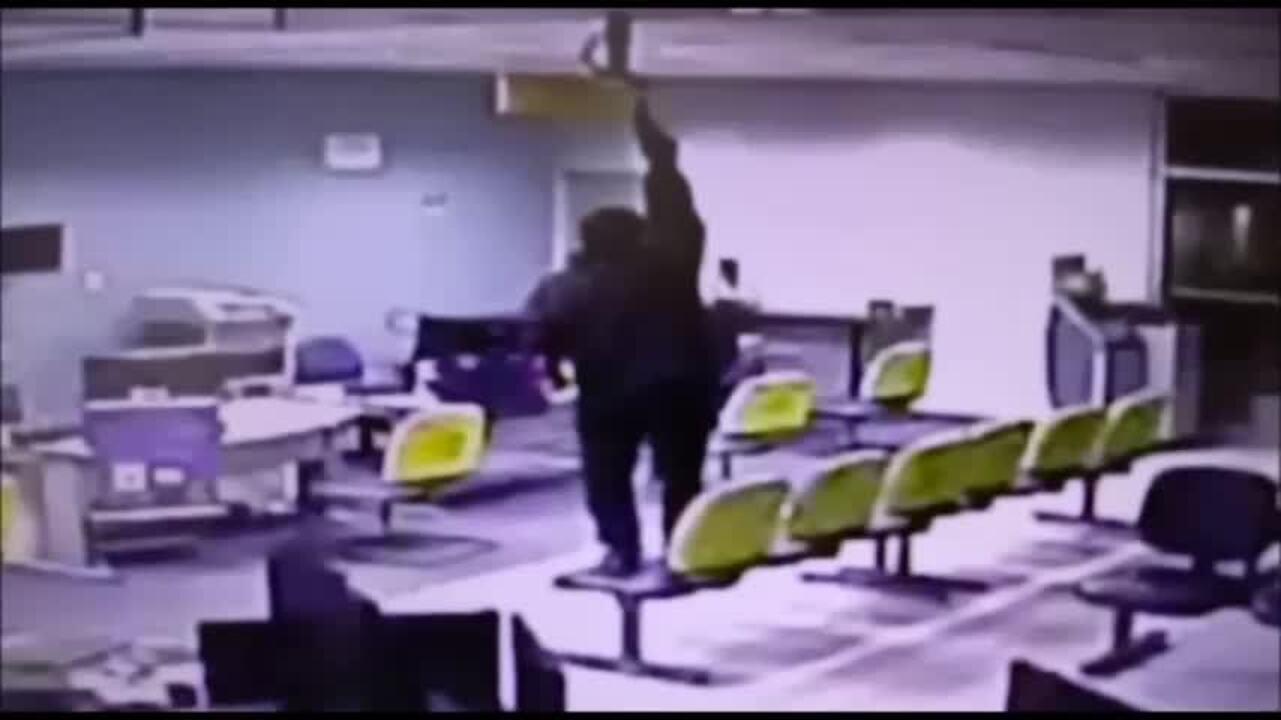 Polícia divulga vídeo de assalto a banco ocorrido em 2018 em Igreja Nova, Alagoas