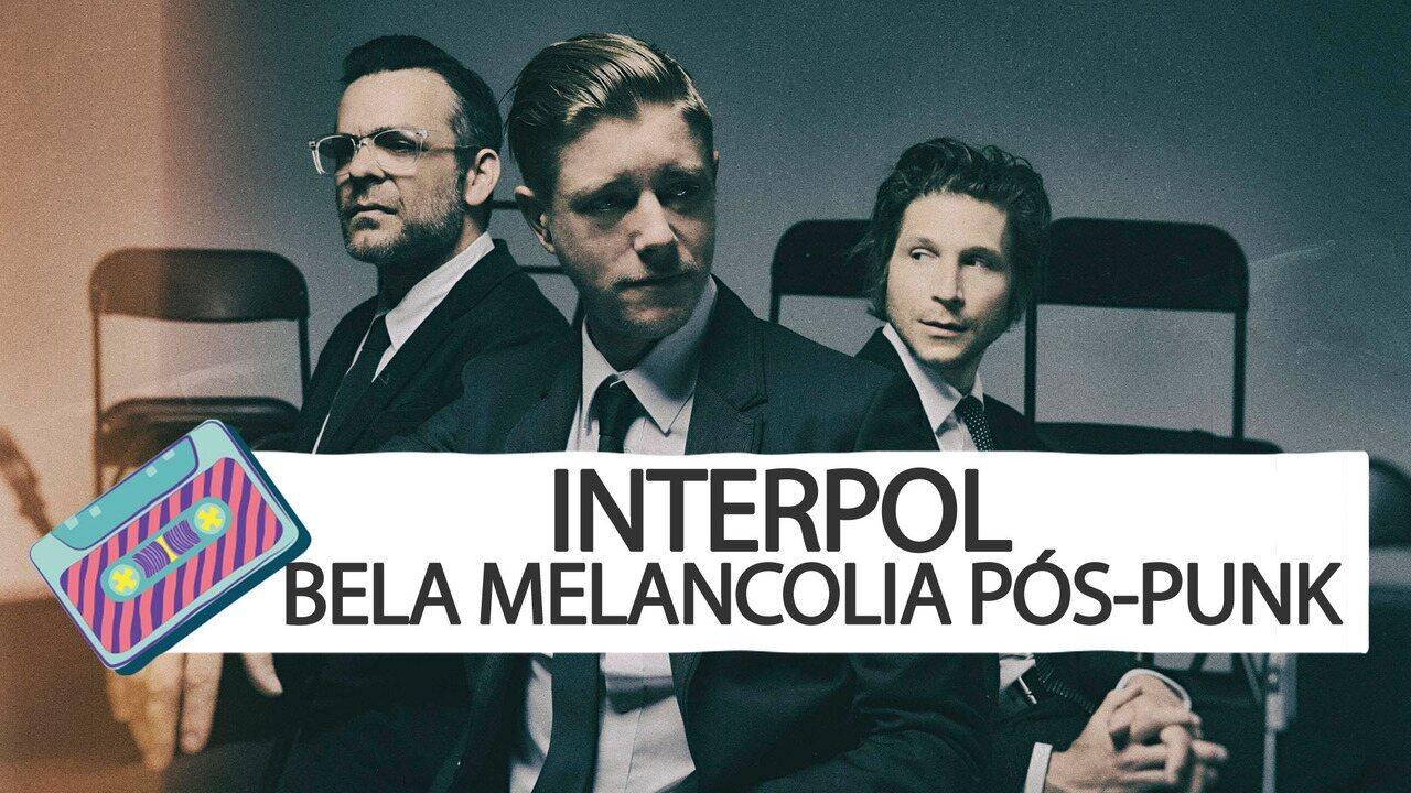Interpol: Lolla em 1 minuto