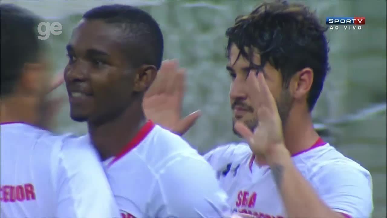Relembre gols de Alexandre Pato com a camisa do São Paulo