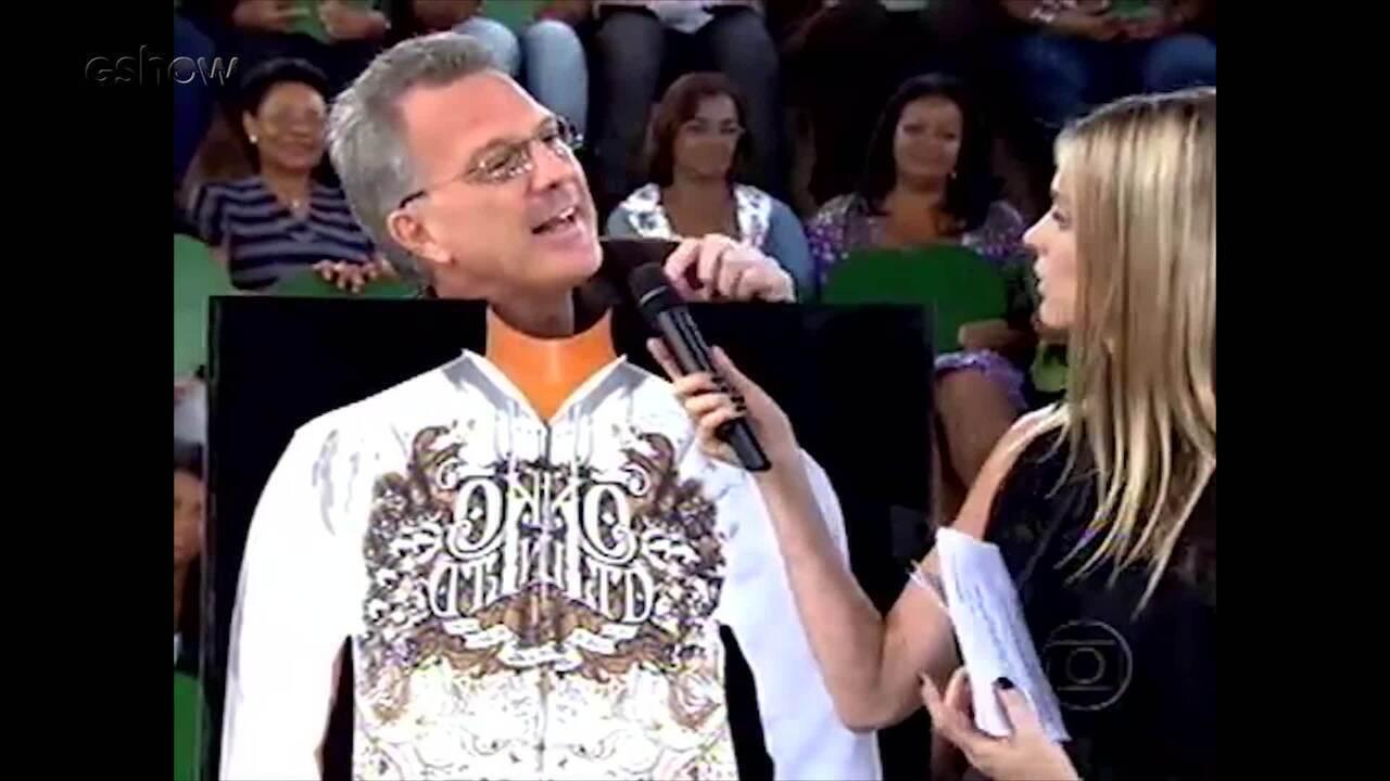Relembre momentos de Pedro Bial na TV que nem todo mundo lembra