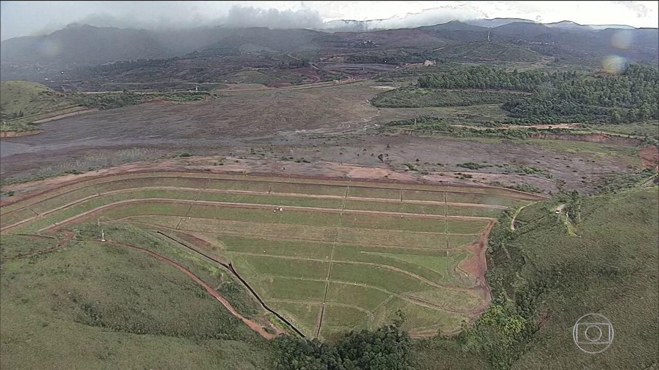 Mais três barragens da Vale, em Minas, entraram em alerta máximo para risco de rompimento