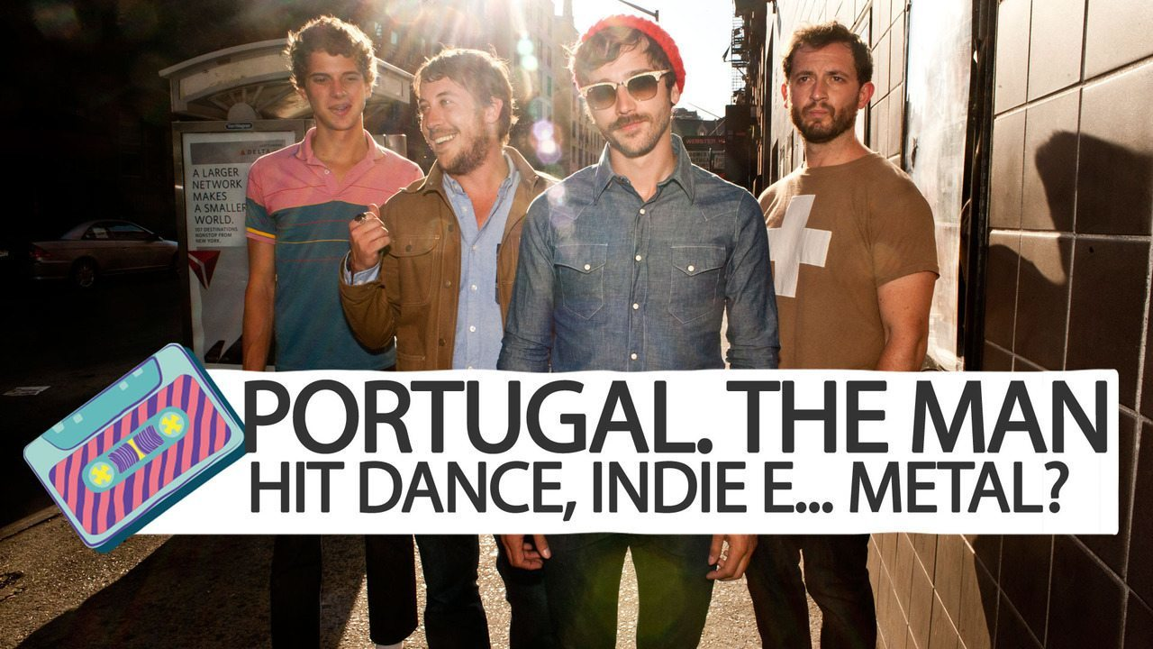 Portugal. The Man no Lolla em 1 minuto