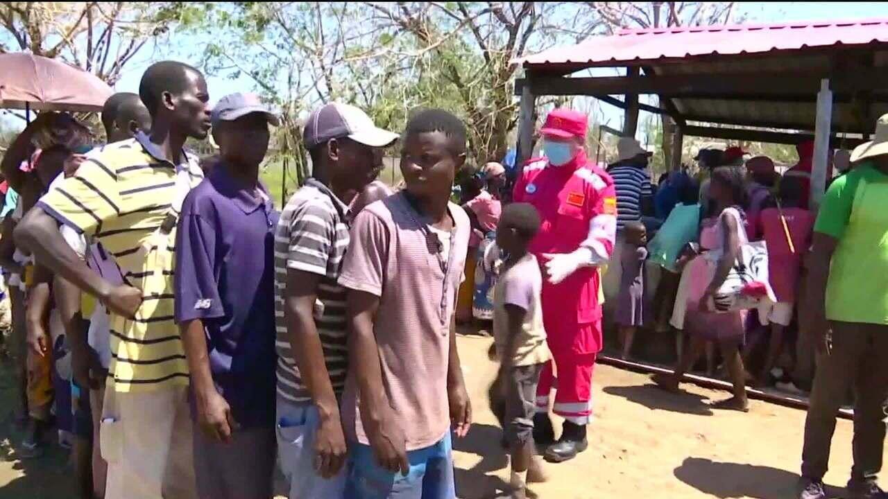 Beira, em Moçambique, registra uma morte por cólera após ciclone