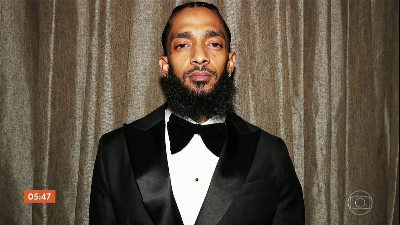 Rapper Nipsey Hussle é assassinado nos EUA