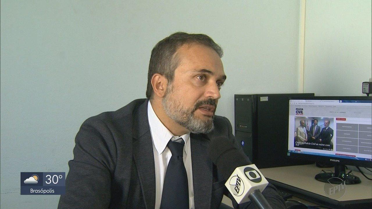 Delegado explica prisão de homem suspeito de estuprar três filhas em Divisa Nova, MG