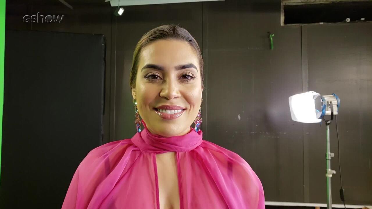 Naiara Azevedo fala sobre frio na barriga antes de lançar novos projetos