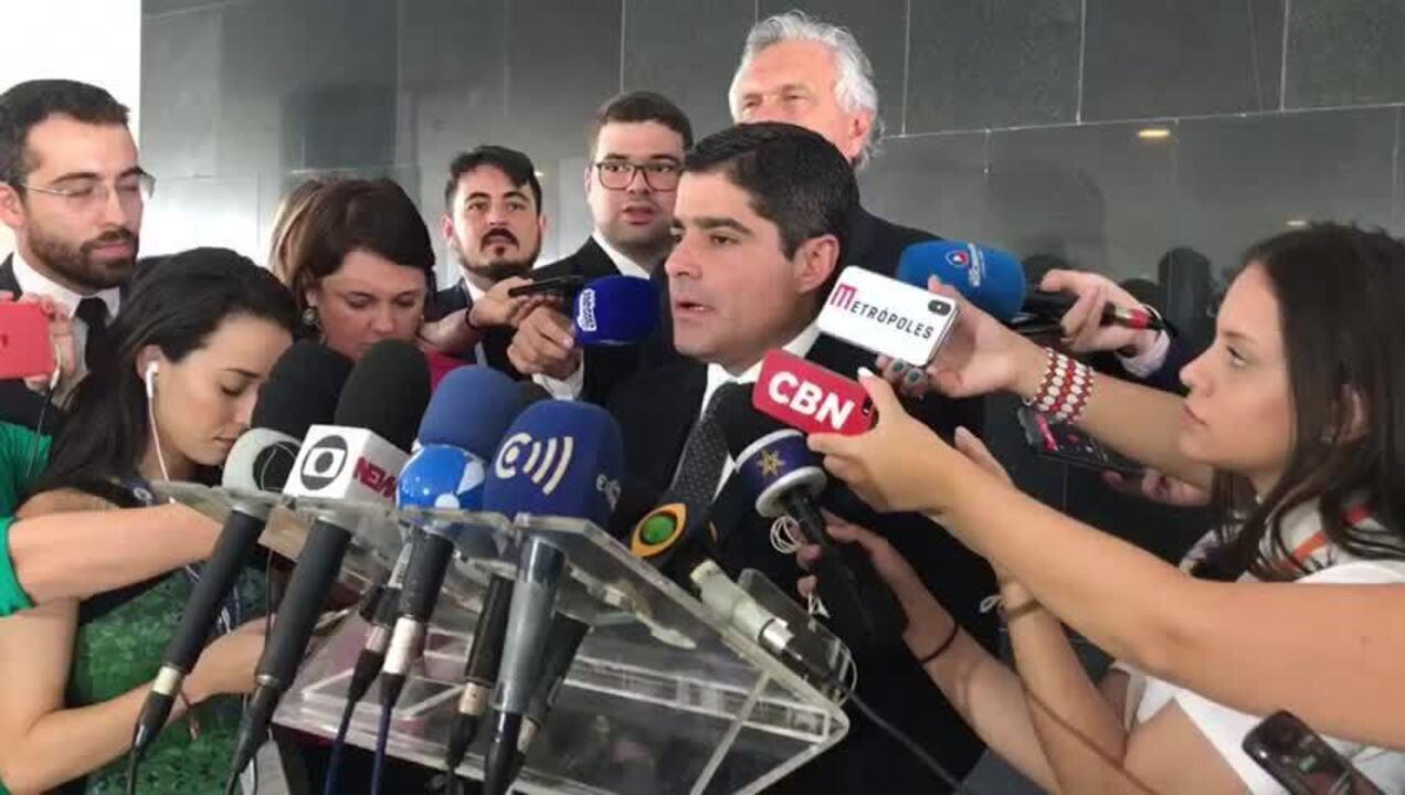 ACM Neto disse que 'pode acontecer' de o DEM integrar a base do governo Bolsonaro