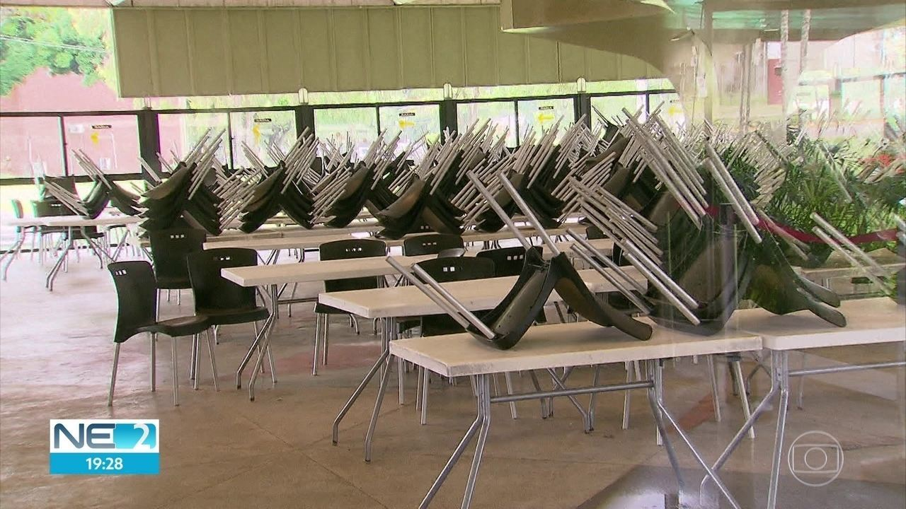 Estudantes da UFPE passam por dificuldades com restaurante fechado
