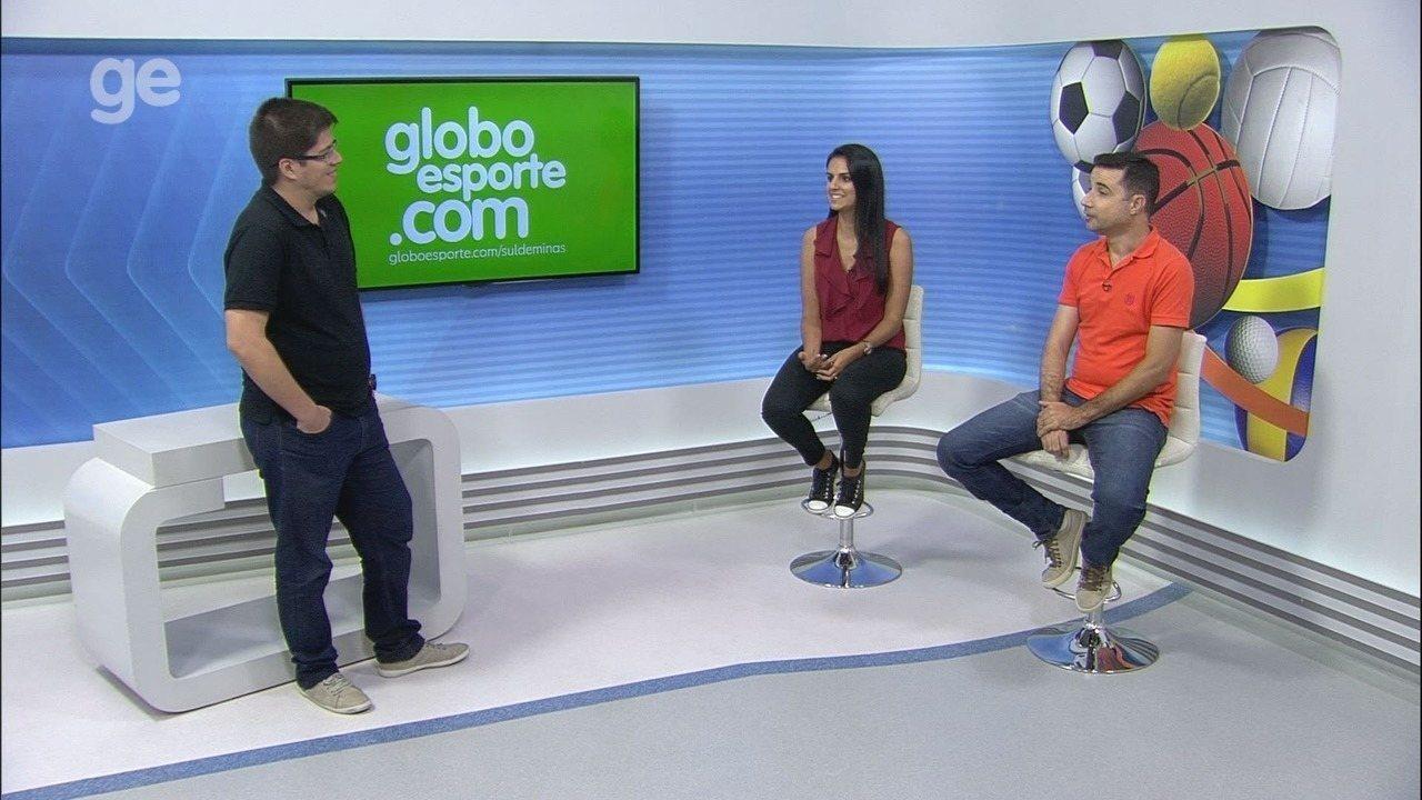 Boa Esporte pode bater Atlético-MG? Caldense acertou em parceria? GloboEspote.com comenta!