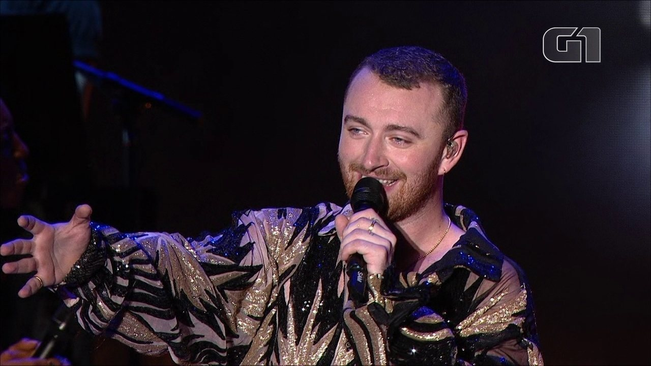 Sam Smith canta 'Stay with me'