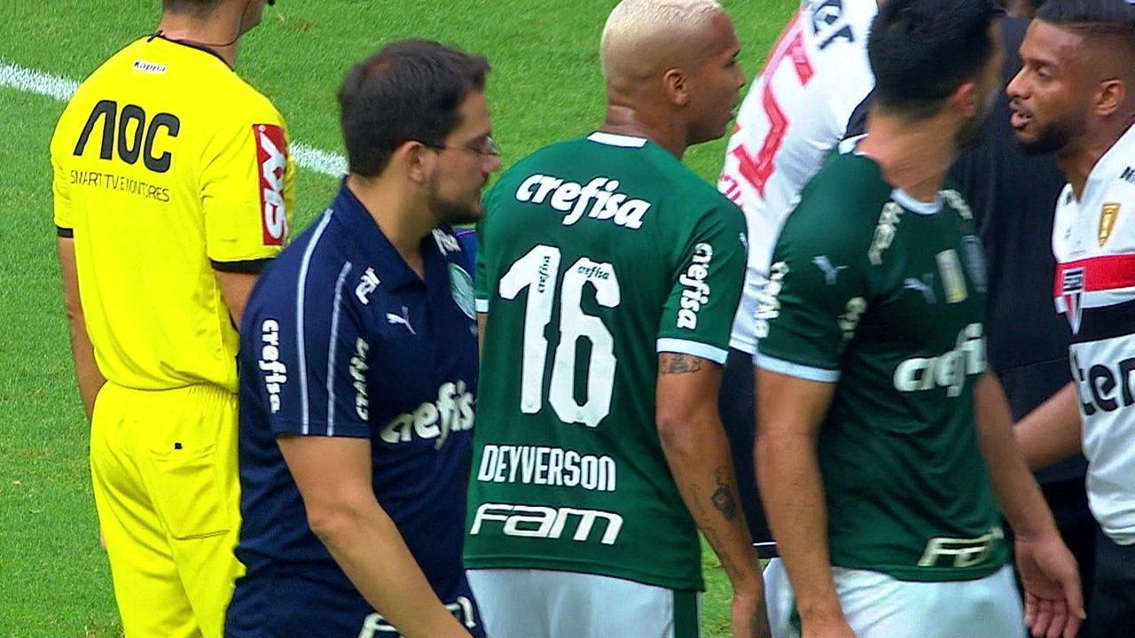 Melhores momentos: Palmeiras 0 (4x5) 0 São Paulo pela semifinal do Campeonato Paulista