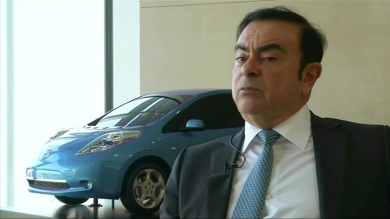 Nissan corta os últimos laços com brasileiro Carlos Ghosn