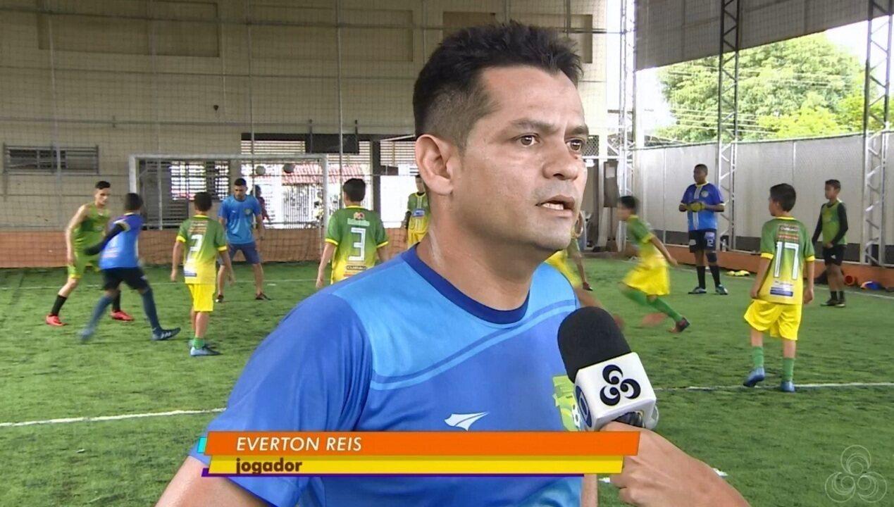 Artilheiro três vezes pelo Campeonato Amapaense se prepara para aposentar as chuteiras