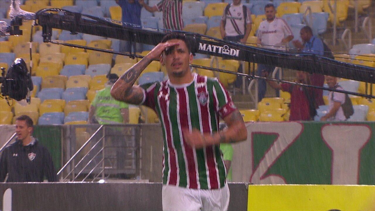 Os gols de Fluminense 2 x 0 Luverdense pela Copa do Brasil