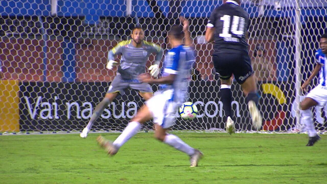 Melhores momentos de Avaí 0 x 1 Vasco pela 3ª fase da Copa do Brasil 2019