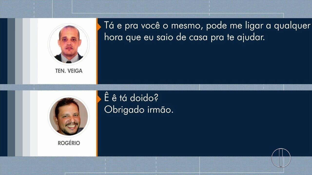 Ligações gravadas revelam esquema ilegal em depósito de carros no interior do Rio