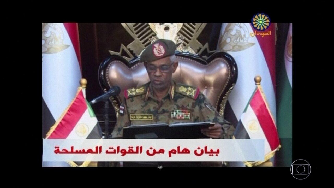Presidente do Sudão é deposto depois de 30 anos no poder