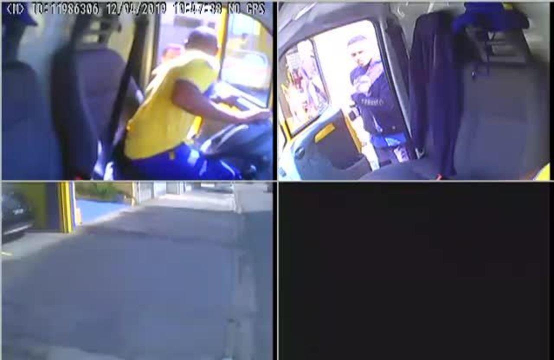 Trio surpreende carteiro em tentativa de roubo de carga na Zona Sul de SP