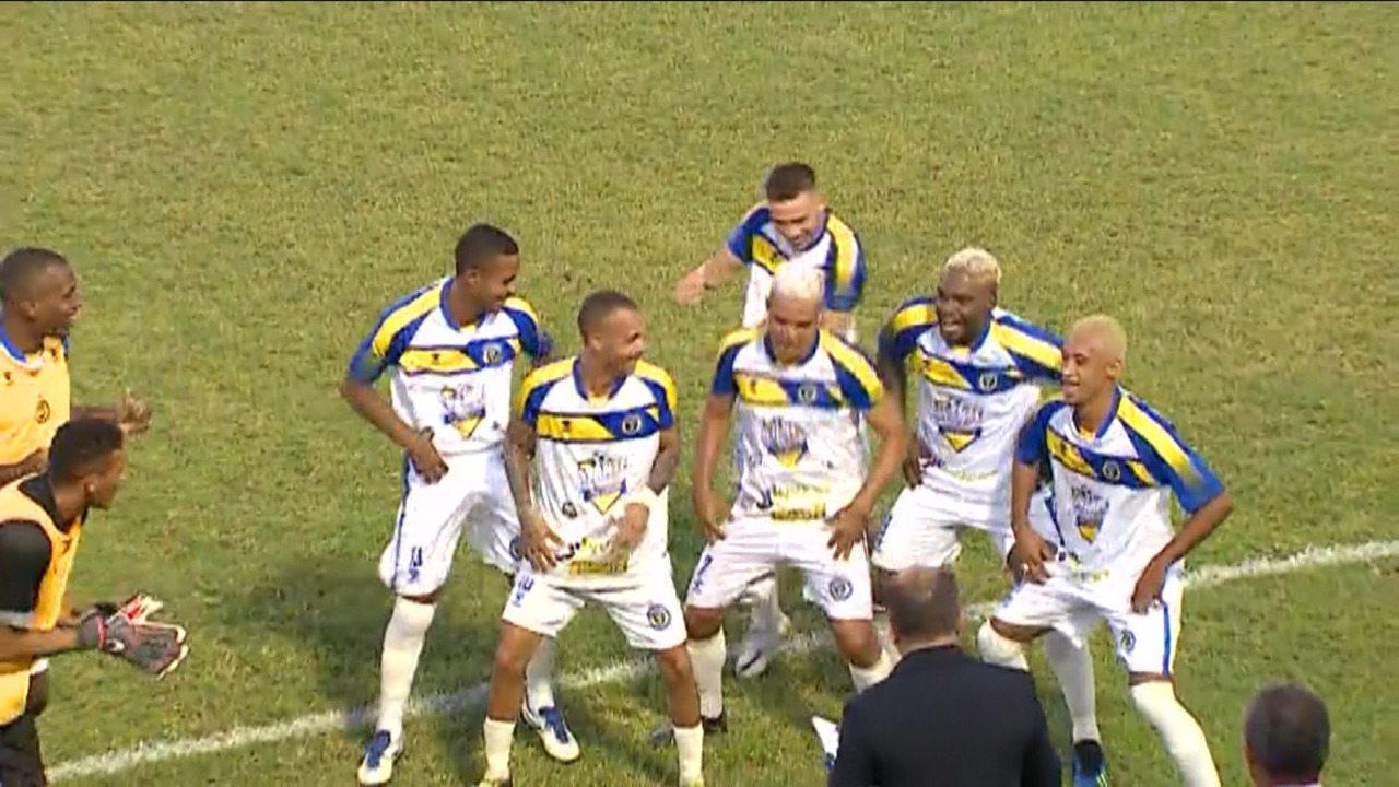 Veja os gols da vitória de virada do Frei Paulistano