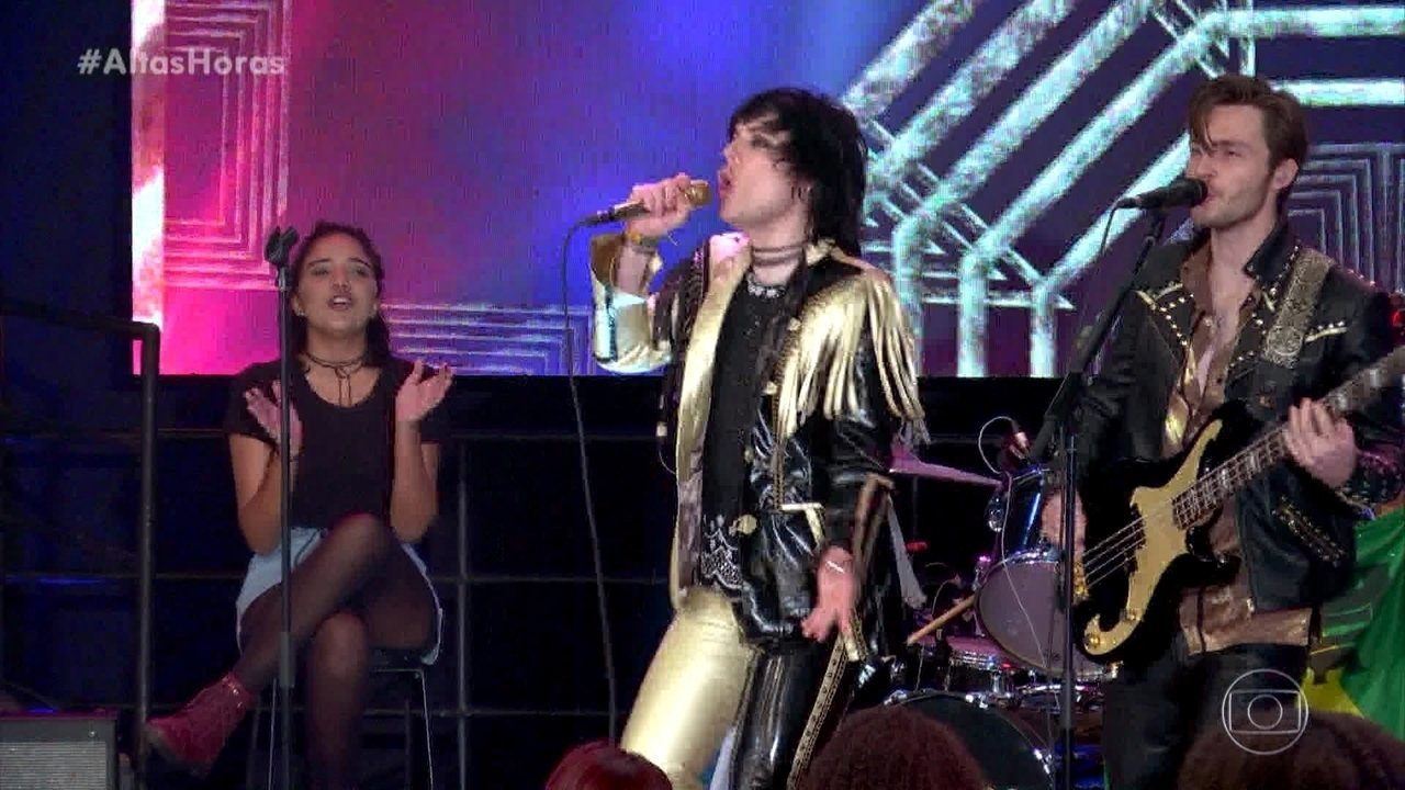 The Struts tocam 'Primadonna Like Me'