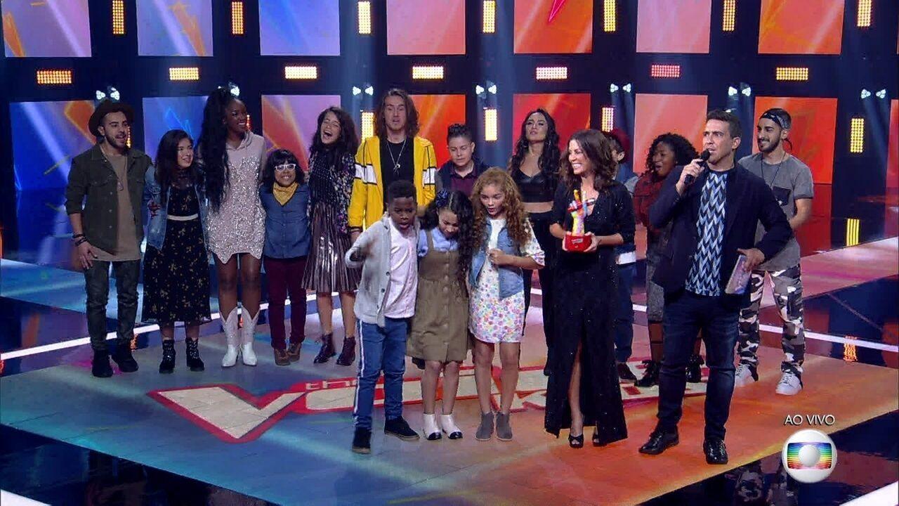 André Marques anuncia quem foi o grande vencedor e emoção toma conta da final