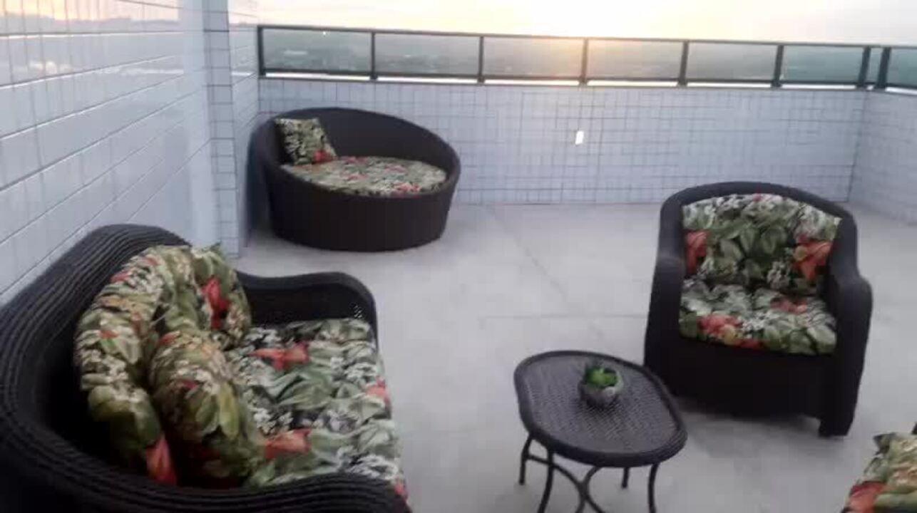 Chefes de facção do Ceará viviam em cobertura de luxo em Recife