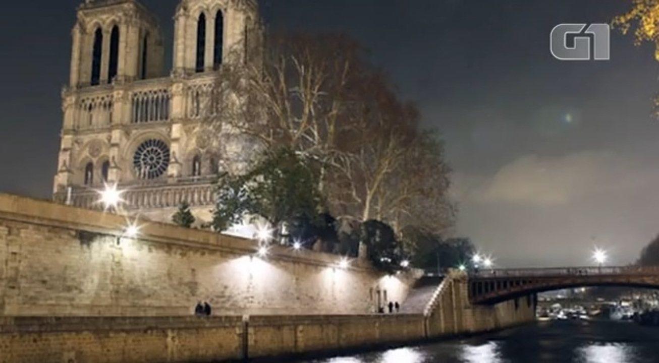 Catedral de Notre-Dame tem mais de 8 séculos e levou 180 anos para ser construída