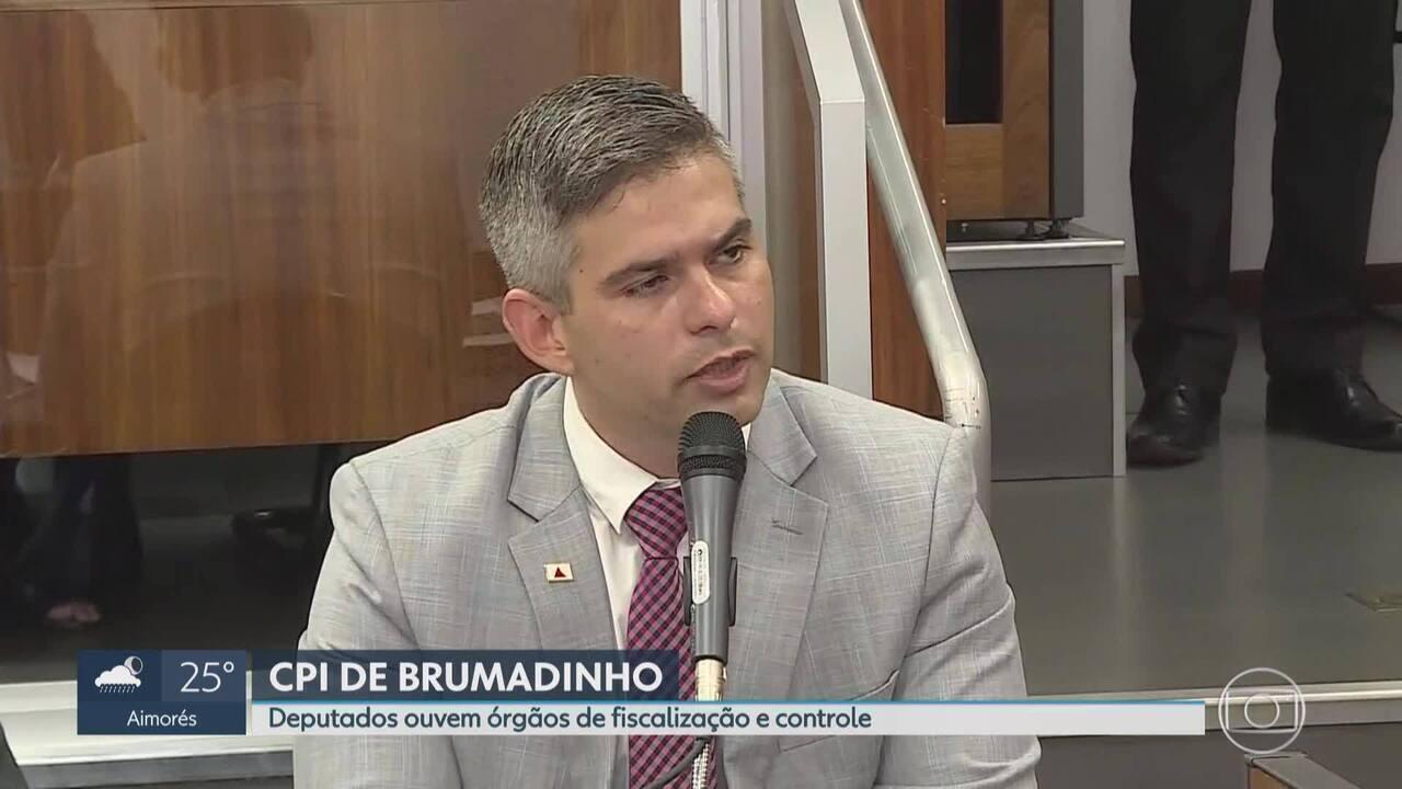 CPI de Brumadinho ouve representantes dos órgãos de fiscalização do meio ambiente