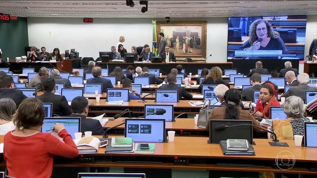 CCJ da Câmara volta a debater a reforma da Previdência