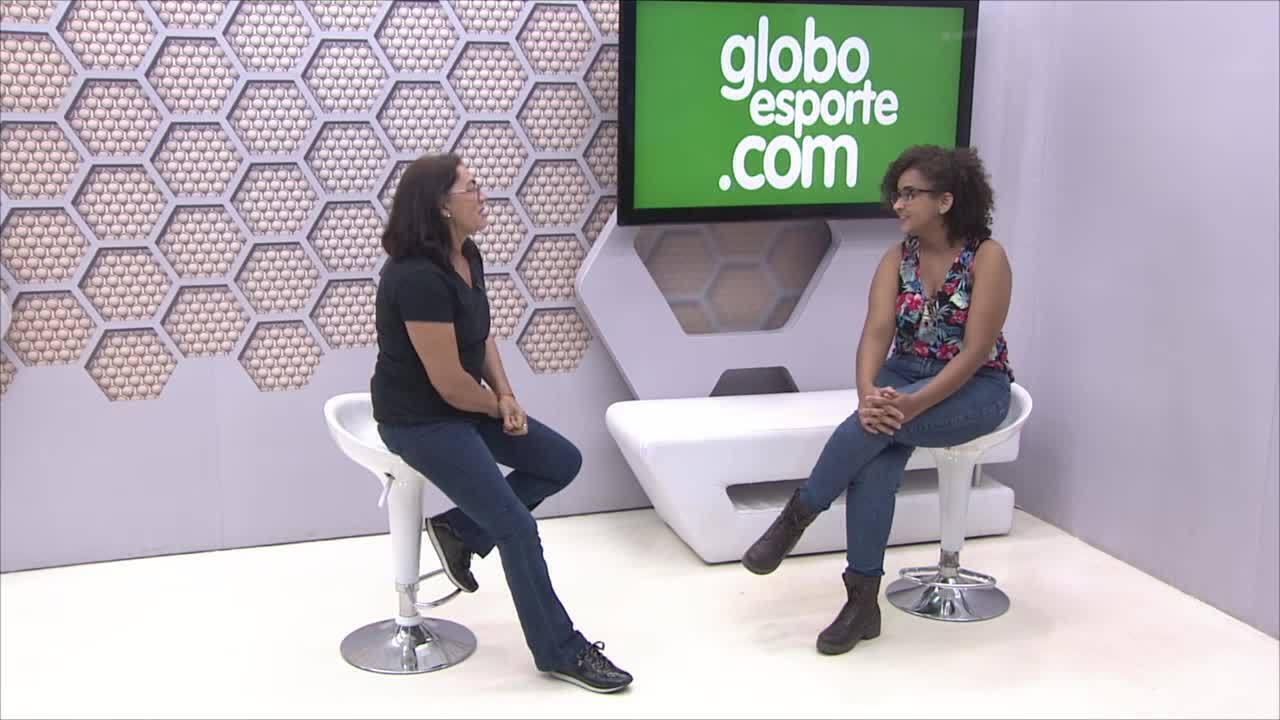 Bate-papo GE:'é mais fácil educar a criança do que conscientizar os pais', diz sensei Alda