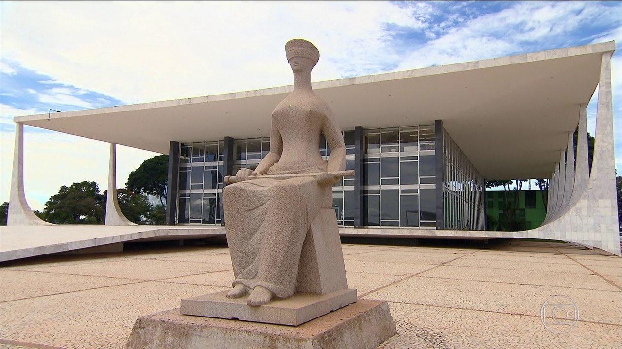 Alexandre de Moraes rejeita arquivar inquérito sobre ofensas ao STF