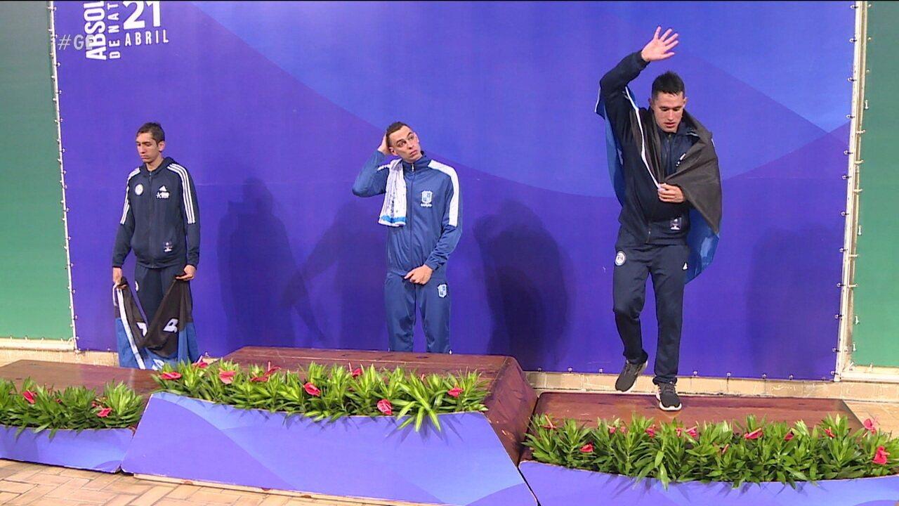 Quase 400 atletas competem com muita esperança no Troféu Maria Lenk
